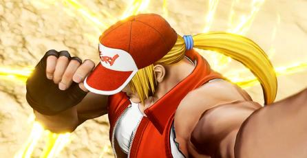Terry Bogard desata su furia en trailer de <em>The King of Fighters XV</em>