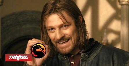 El Señor de los Anillos sirvió para inspirar la película de Mortal Kombat