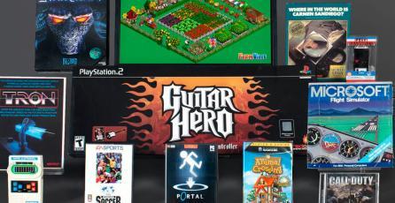 Conoce los nominados al Salón de la Fama Mundial de los Videojuegos 2021