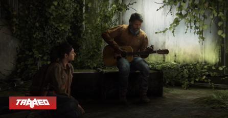 Mod te deja jugar con Joel como protagonista de The Last of Us 2