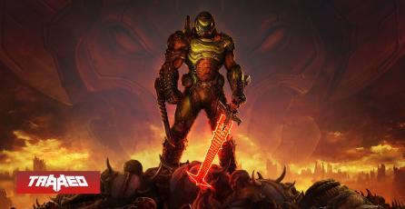 La versión de DOOM Eternal para PS5 y Xbox Series ya está en marcha