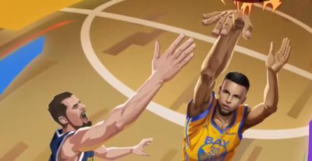 NBA Ball Stars - Tráiler de Anuncio