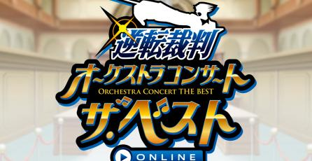 La Orquesta Filarmónica de Tokio tocará un concierto en línea de <em>Ace Attorney</em>