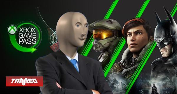NEGOCIO REDONDO: Suscriptores de Xbox Game Pass gastan más dinero y juegan más