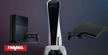 Nueva patente de Sony levanta expectativas sobre compatibilidad con PS3, PS2 y PSX