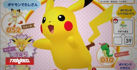 Pikachu te enseña matemáticas en este nuevo libro escolar de Pokémon
