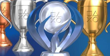 PlayStation patentó la capacidad de añadir trofeos a juegos viejos