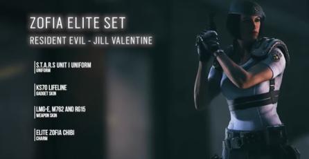 Rainbow Six Siege x Resident Evil - Tráiler de Colaboración