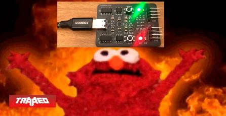 Puerto USB-C infernal que funciona de manera diferente cada vez que se conecta