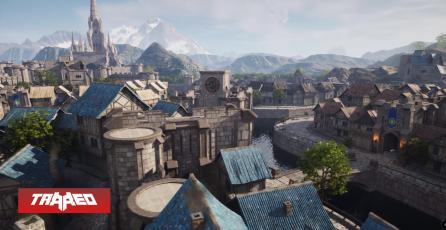 Modder está recreando locaciones de World of Warcraft en Unreal Engine 4 con Ray Tracing