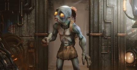 <em>Oddworld: Soulstorm</em> tendrá una bonita edición especial para PS4 y PS5