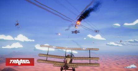 Red Wings Aces of The Sky está GRATIS en Steam