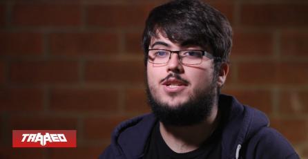 Gonzalo Barrios (ZeRo) ex jugador profesional de Smash Bros ha sido hospitalizado por intento de suicidio