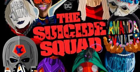 Trailer de <em>The Suicide Squad</em> nos muestra a su villano: Starro
