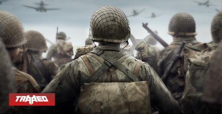 RUMOR: Próximo Call of Duty volvería a la Segunda Guerra Mundial