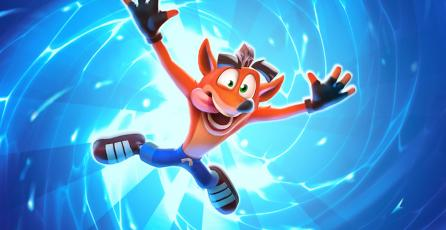 <em>Crash Bandicoot 4: It's About Time</em> requiere conexión permanente en PC