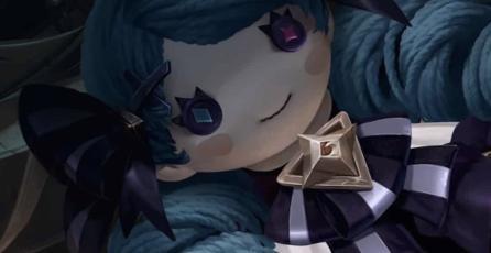 <em>League of Legends</em>: la nueva campeona es una muñeca que perdió a su costurera