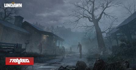 Anuncian Undawn, un juego de mundo abierto RPG, zombies y supervivencia para móviles