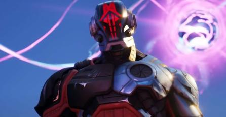<em>Fortnite</em>: Epic y Hasbro lanzarán una genial figura de The Foundation