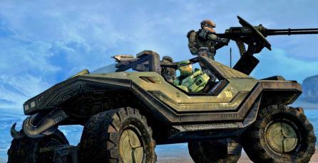 Modder convierte <em>Halo: Combat Evolved</em> en un juego de <em>Mario Kart</em>