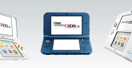 A 10 años de su estreno, el Nintendo 3DS recibirá otro juego