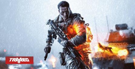 Insiders dan detalles de Battlefield 6: Battle Royale de 128 jugadores y destrucción de entornos como en Bad Company