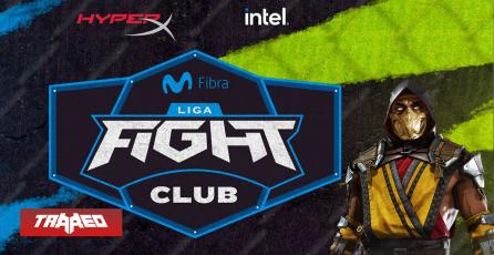 Fecha 1 en Liga Movistar Fight Club dejo a ETC Chile, Santiago Wanderers y Rebirth de avanzada