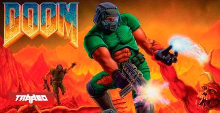 Copias físicas de las primeras entregas de Doom, se lanzaran por primera vez, para Nintendo Switch y PlayStation 4