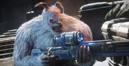 "Gears 5 - Tráiler de Evento ""Bunny Hunt"""
