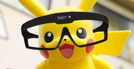Así lucen los lentes de realidad aumentada de Niantic, devs de <em>Pokémon GO</em>