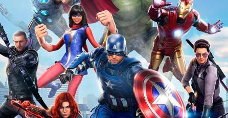 Tendrás que comprar las skins del UCM para <em>Marvel's Avengers</em>