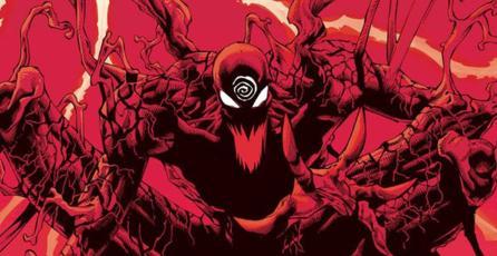 Nuevo cómic de Carnage saldrá a la venta en julio