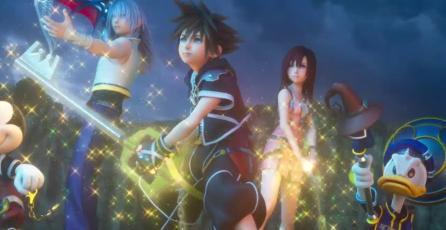 Tras años de espera, la saga <em>Kingdom Hearts</em> por fin llega a PC