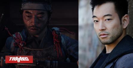 Jin Sakai, el actor original de Ghost of Tsushima está dispuesto a retomar su papel en la próxima película del juego