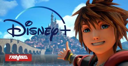Kingdom Hearts III llega a PC y viene con 3 meses de Disney Plus en Epic Games Store