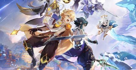 <em>Genshin Impact</em> llegará pronto a PlayStation 5 con todas estas mejoras