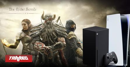 Elder Scrolls Online tendrá Enhanced Edition para PS5 y Xbox Series X/S en junio y GRATIS para los que tienen el juego