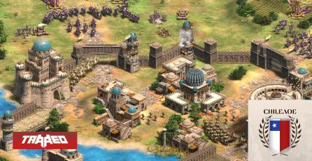 CHILEAOE y Tarreo presentan torneo de Age of Empires 2 Comunity League