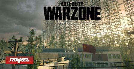 Filtran trailer de cómo luce nuevo mapa de Warzone versión Guerra Fría