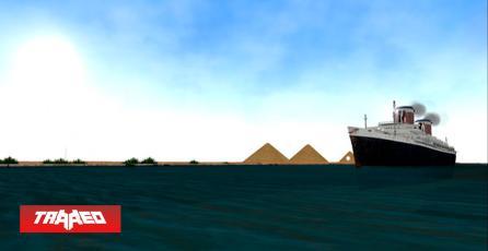 El canal de Suez ya tienen su propio simulador