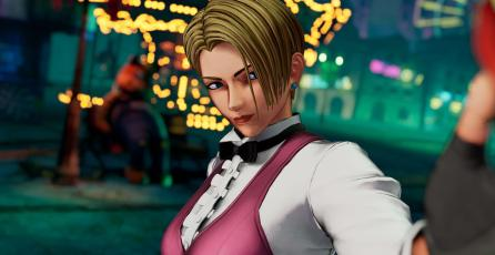 Así de poderosa será King en los combates de <em>The King of Fighters XV</em>