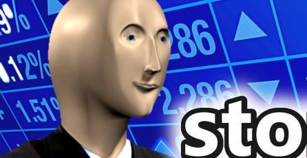 No es broma: el meme Stonks es un nuevo skin para <em>Fortnite</em>