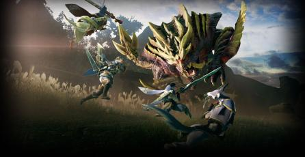 <em>Monster Hunter Rise</em>
