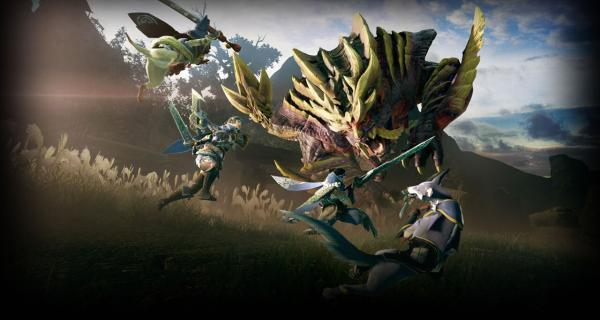 <em>Monster Hunter Rise</em>