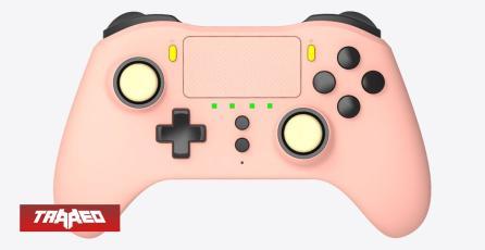 Tencent adquiere patente para nuevo mando de videojuegos mezcla entre control de Xbox y PlayStation