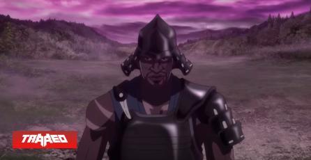 Se presenta primer tráiler del anime Yasuke, la historia verdadera, del primer samurai negro