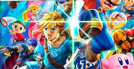 Espíritus de <em>Monster Hunter Rise</em> llegarán a <em>Super Smash Bros. Ultimate</em>