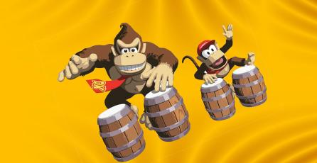 #ViernesRetro: <em>Donkey Konga</em>