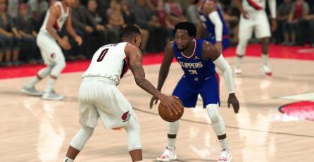 Partidos de la NBA 2K League se jugarán de forma exclusiva en PS5