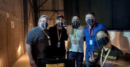 La filmación de la película de <em>Borderlands</em> ya comenzó